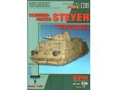 Schienenpanzer - Steyer