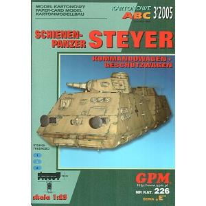 Schienenpanzer Steyr