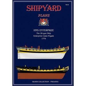 Чертежи HMS Enterprize