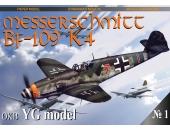 Messerschmitt Bf-109 K-4