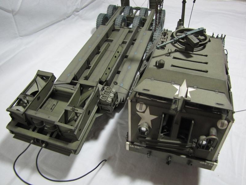 M25 Dragon Wagon Paper Model Freetime Online Store