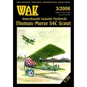 Thomas-Morse S4C Scout