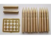 Боеприпасы 8,8 cм Sprgr.Patr. KwK 36