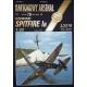 Spitfire Ia + лазерная резка + остекление кабины