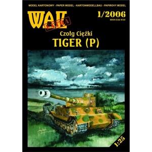 PzKpfw VI Tiger (P)