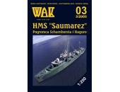 HMS Saumarez