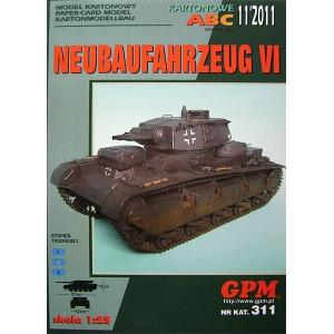 Neubaufahrzeug VI