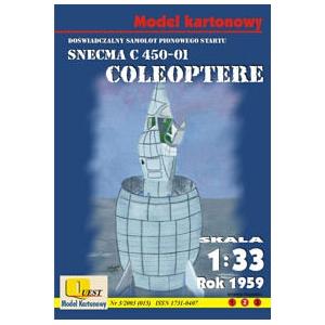 Snecma C-450-01 Coleoptere