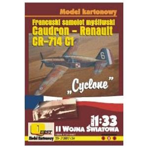 "Caudron-Renault 714 C1 ""Cyclone"""