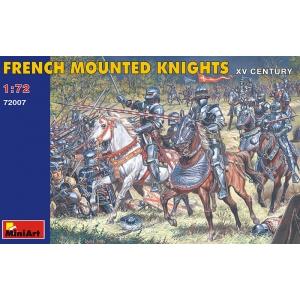 Французские конные рыцари, XV век
