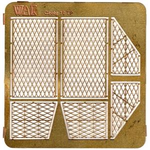 10TP photo-etched grids