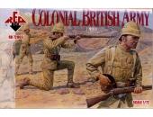 Британская колониальная армия, 1890