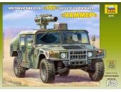 Американский ПТРК «ТOW» на базе автомобиля Hummer