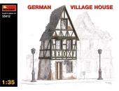 Немецкий деревенский дом