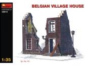 Бельгийский деревенский дом
