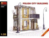 Польское городское здание