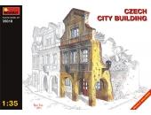 Чешское городское здание