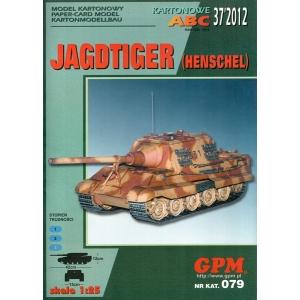 Jagdtiger (Henschel)