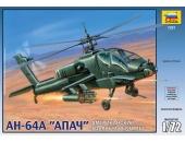 Американский ударный вертолёт AH-64A Apache