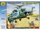 Российский ударный вертолёт Ми-35М