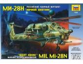 Российский ударный вертолёт Ми-28Н «Ночной охотник»