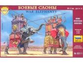 Боевые слоны, III-I вв. до н.э.