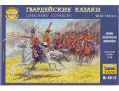Гвардейские казаки, 1812-1814 гг.