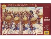 Македонская фаланга, IV-I вв. до н.э.