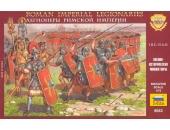 Легионеры Римской империи, I в. до н.э. – II в. н.э.