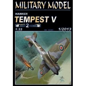 Hawker Tempest V + остекление кабины + колеса
