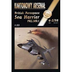 Sea Harrier FRS I