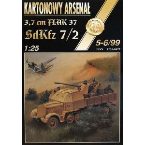SdKfz 7/2 с Flak37