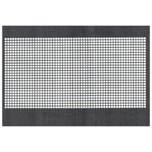 100x50mm grid with 1.5mm cells