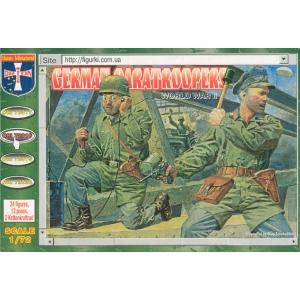 Германские парашютисты
