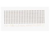 Головки заклепок 0.5мм (250 штук)