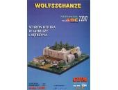 Wolfsschanze — бункер Гитлера в Gierlozy