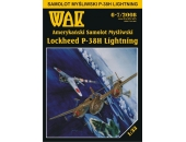 Lockheed P-38H Lightning