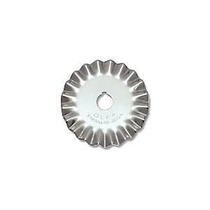 Лезвие PIB45-1 фигурное круглое, малая волна для ножа RTY-2/DX
