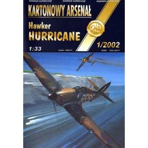 Hawker Hurricane + лазерная резка