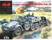 Krupp L2H143 (Kfz. 69) с пушкой Pak 36