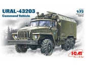 Урал-43203, подвижный командный пункт