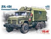 ЗиЛ-131, подвижный командный пункт