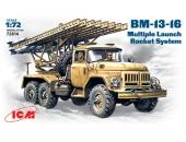 БМ-13-16 на базе ЗиЛ-131
