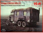 Krupp L3H163 (Kfz. 72), машина радиосвязи