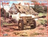 Немецкая противотанковая пушка 7,62 см Pak 36(r)