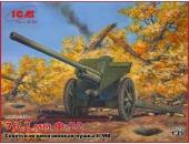 Советская дивизионная 76,2 мм пушка Ф-22