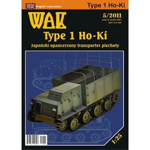 Type 1 Ho-Ki + photo-etched parts