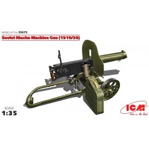 Maxim soviet machine gun (mod. 1910/30)