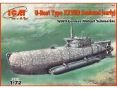 U-Boot type XXVIIB Seehund (ранняя)