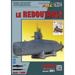 Le Redoutable (S 611)